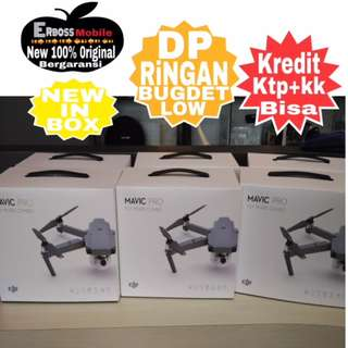Kredit Low Dp DJI Mavic Pro Fly More Combo New Resmi TAM-Call/Wa;081905288895