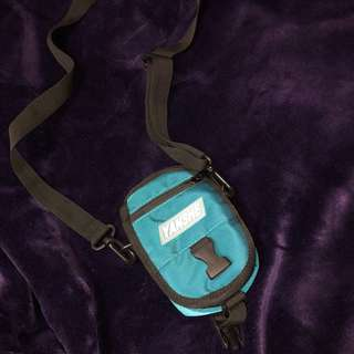 🚚 孔雀藍小包