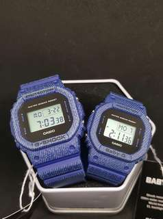DENIM GSHOCK WATCH