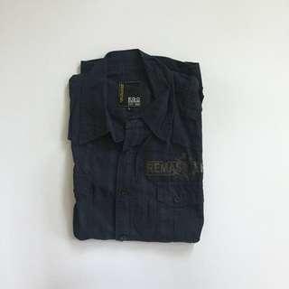 EGO Dark Blue Polo (Short Sleeves)