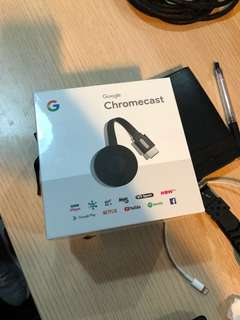 🚚 [SOLD] Google Chromecast 2