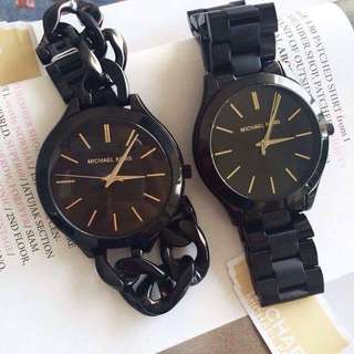 MK TWISTED/RUNWAY AUTHENTIC WATCH
