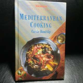 Book: MEDITERRANEAN COOKING