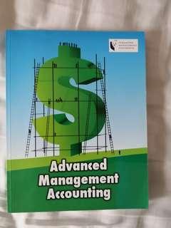 Advanced management accounting SMU