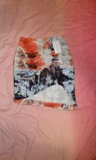 Faith in love skirt