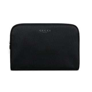 Gucci Beauty Zipper Cosmetic Bag