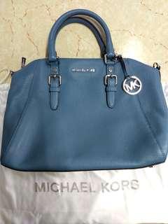 New MICHAEL KORS Leather Handbag