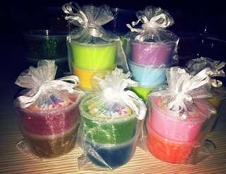 Slime in a Pouch 2pcs - 30ml