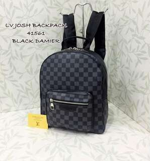 Louis Vuitton Backpack Graphite