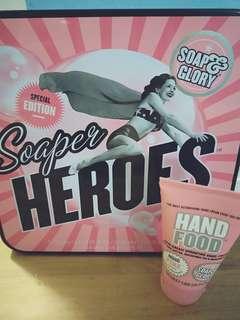 Soap & Glory hand cream