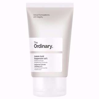 ✨ INSTOCK SALE: THE ORDINARY Azelaic Acid Suspension 10%