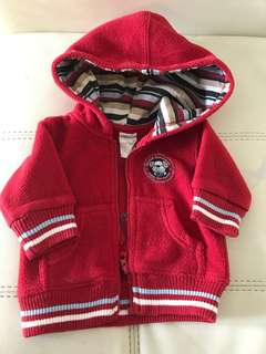 🚚 Baby winter jacket Red