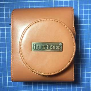 Instax Mini sling bag in TAN