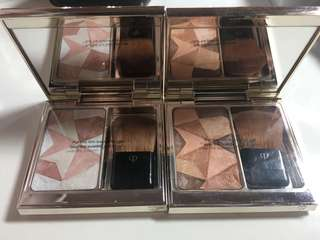 Cle De Peau Highlighter Duo