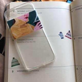💯($100/5件優惠) iPhone 6/6S case 手機殼