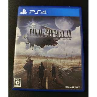 FINAL FANTASY XV PS4 GAME