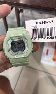 Baby G (BLX-560-3DR)