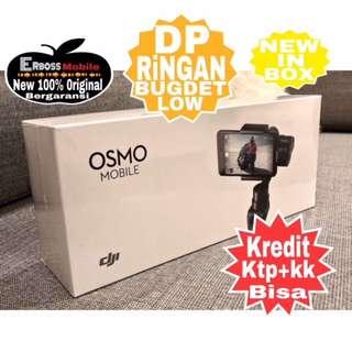 Bisa Kredit Ditoko DJI Osmo Mobile Gimbal Promo ktp+kk bisa Call/Wa;081905288895