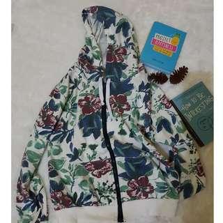 Florist Hoodie Jacket