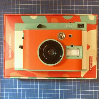 Lomo Instant limited edition w/ extras