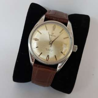 Enicar 100/172 aCS Hand Winding Vintage Watch