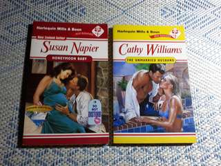 Harlequin mills and boon
