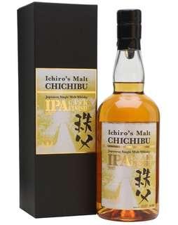 日本威士忌 - 秩父IPA