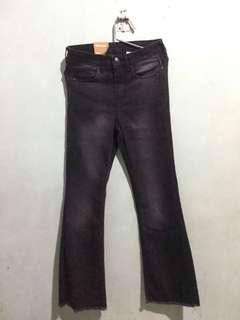 H&M Kick Flare Jeans (Brand New)