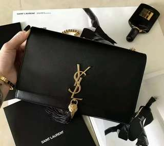 Saimt Laurent Medium Kate Chain Bag