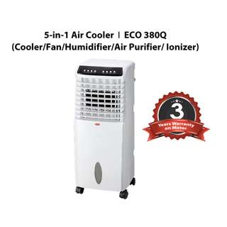 [HIGH QUALITY] 5 In 1 Air Cooler – 800 MCH