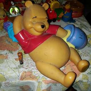 Winnie the Pooh display