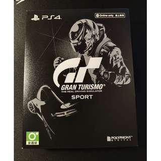 GRAND TURISMO SPORT, GT SPORT, PS4 GAME