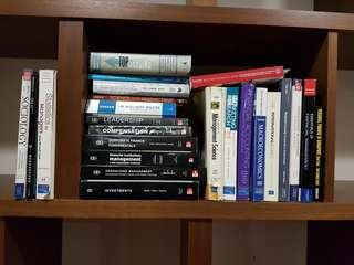 University Finance Textbooks
