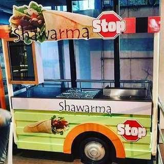 Buy 1 take 1SHAWARMA STOP