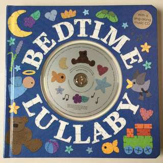 Bedtime lullaby for baby