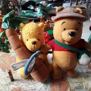 Winnie the Pooh Pair