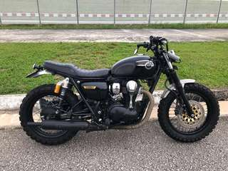 Kawasaki W800 for sale!