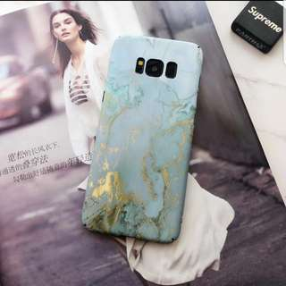 S9+ marble case