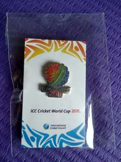 international cricket council committe pin