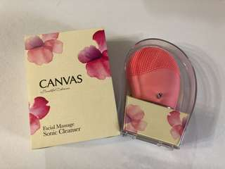 CANVAS洗臉機
