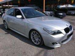 BMW e60 for rental