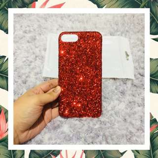 Forever 21 iPhone 6/6s/7/8 Glitter Case