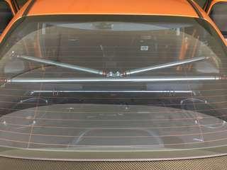 C-Pillar bar Honda FD2/CL7