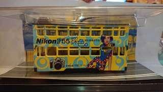 Nikon容袓兒模型電車