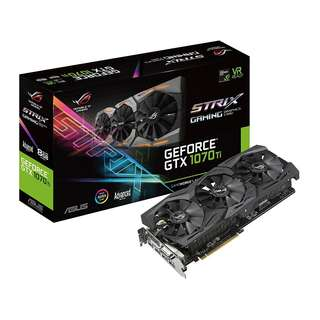 ASUS ROG STRIX GTX 1070 Ti 8GB GAMING Graphic Card GPU
