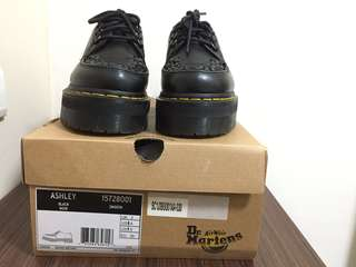 Dr.Martens 龐克厚底鞋