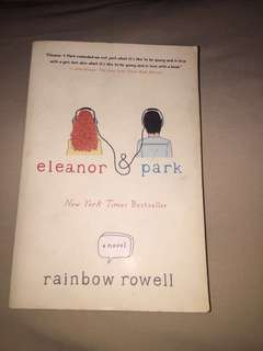 (FreePost)Eleanor & Park by Rainbow Rowell