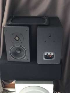 SVS 5 speakers