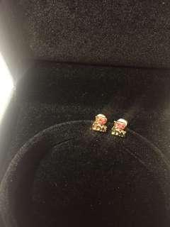 I ❤️ London 倫敦earrings