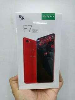 Oppo f7 128Gb black bisa kredit tanpa kartu kredit proses cepat bunga rendah